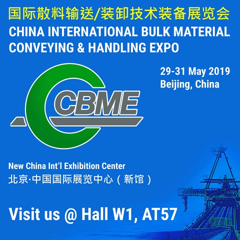 SFR will be present in China's biggest Bulk Expo