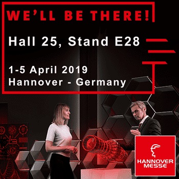 SFR will participate in Hannover Messe 2019